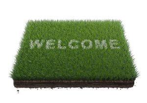 grass-welcome-mat